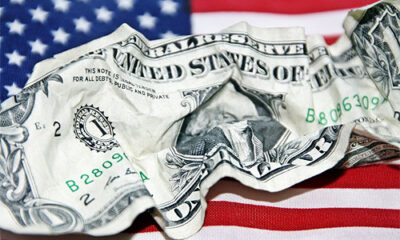 us-money-flag